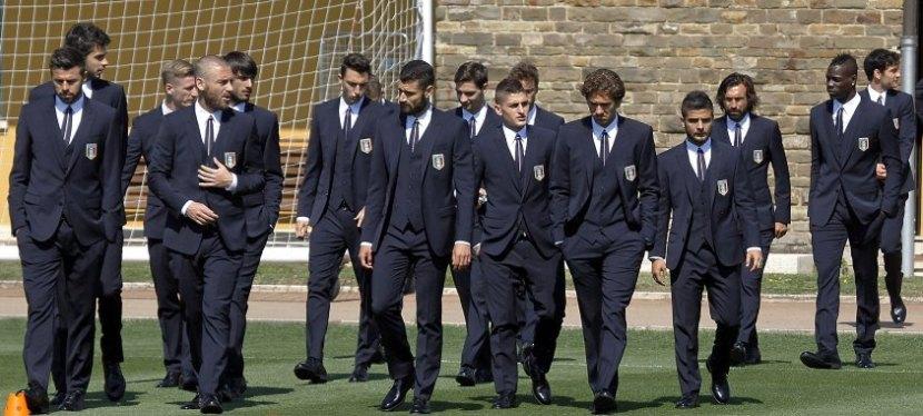 Italien vinder VM i fodbold når det kommer tilmode