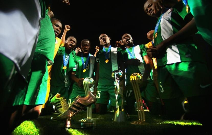 Nigeria vinder #U17WC iChile!