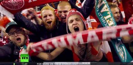 Stan Collymore Show: Se den danske VM kvalifikation som du aldrig har set denfør