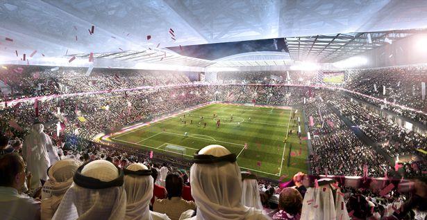 Det er ikke nemt at arrangere det første VM i fodbold iMellemøsten