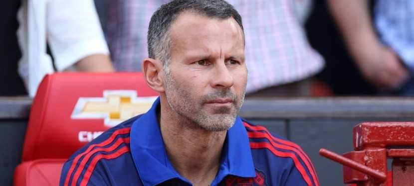 Stan Collymore møder Ryan Giggs