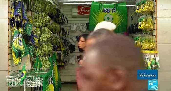 Brasilien går Paniniamok!