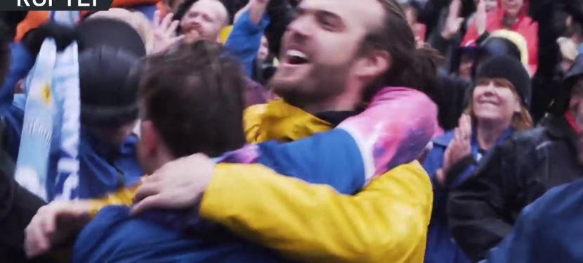 Når man spiller uafgjort med Argentina i sin første VMkamp
