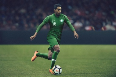 saudi arabia away kits