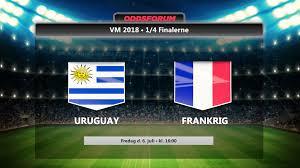 Oddset TV: Uruguay –Frankrig