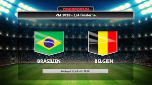Oddset TV: Brasilien –Belgien