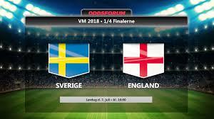 Oddset TV: Sverige –England