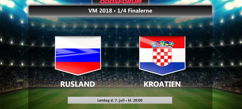 Oddset TV: Rusland –Kroatien