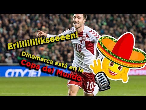 Mexicansk kommentator amok over Christian Eriksen i 5-1sejr